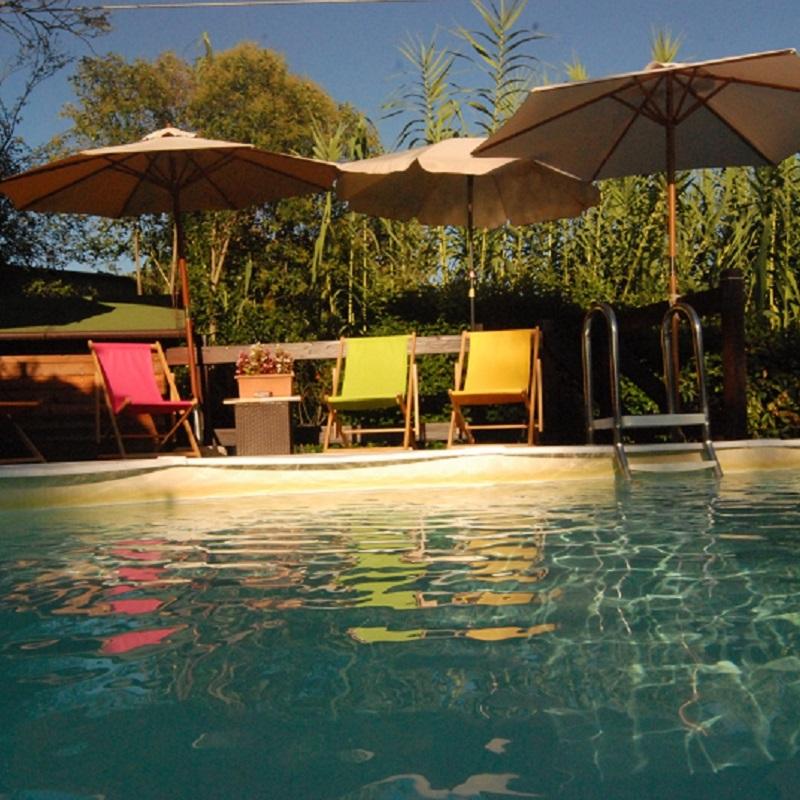 B&B Lucca swimming pool